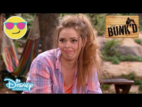 Bunk'd | Lou's Dog Hank | Official Disney Channel UK