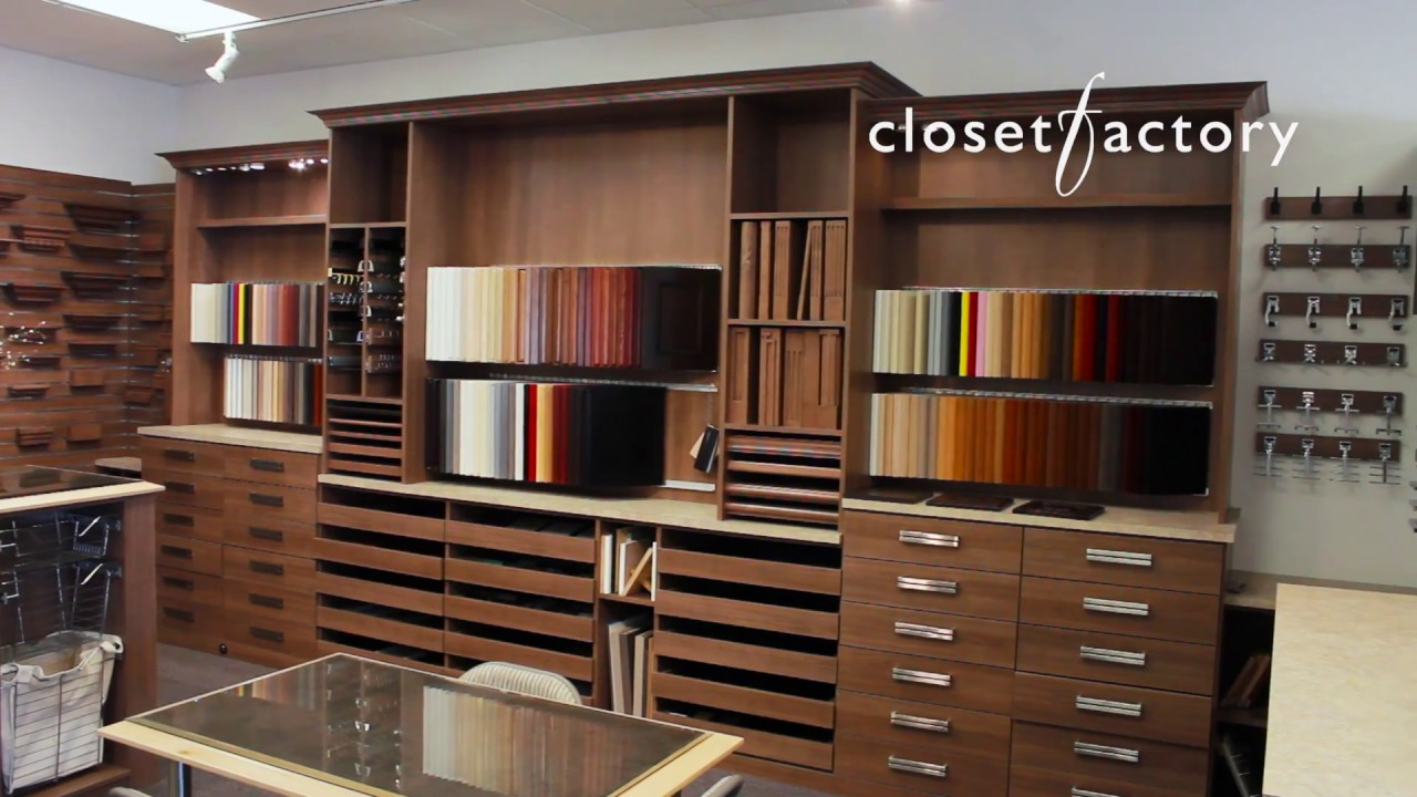 Closet Factory   Visit Our Los Angeles Showroom
