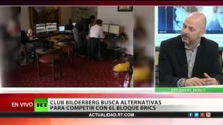 """Daniel Estulín: """"El Club Bilderberg quiere reducir la población mundial"""""""