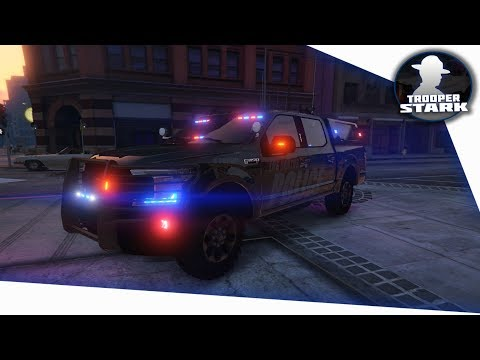 GTA 5 RP | SA'F LIVE | LSPD K-9