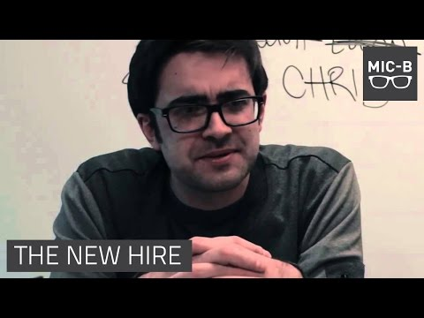 BACKOFFICE: The New Hire