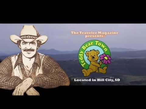 Teddy Bear Town | Black Hills: Hill City, South Dakota