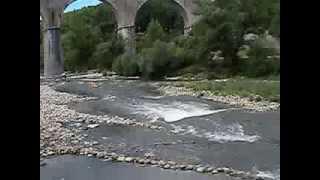 Kanovaren Vogüé - Ardèche Frankrijk