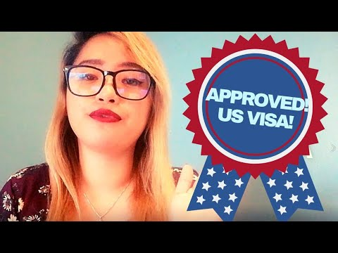 HOW TO APPLY FOR US VISA B1/B2 I INTERVIEW AND TIPS L MANILA I RVvlog