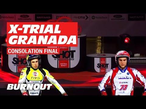 2019 FIM X-Trial World Championship | GRANADA CONSOLATION FINAL | Raga vs Bincaz | EDGEsport