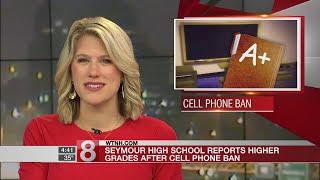 School cellphone ban sees success