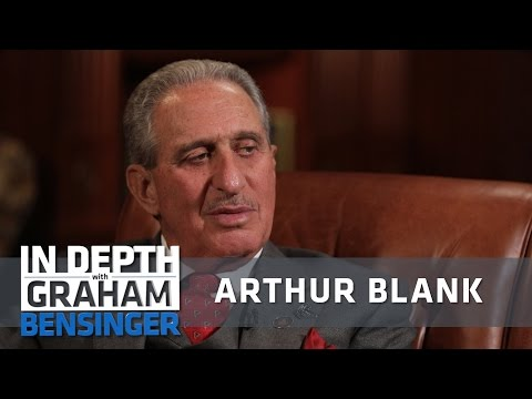 Arthur Blank: Ross Perot's $90 billion mistake