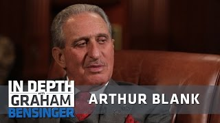 Arthur Blank: Ross Perot's $90 billion mistake