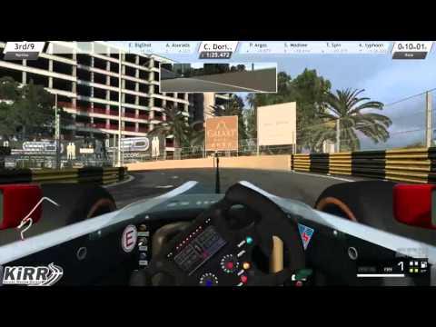 R3E | KiRR FR2 League Rd5 Race.1 @ Macau