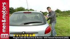 Peugeot 206 HDI Test Drive & Review - With Richard Hammond (2002)