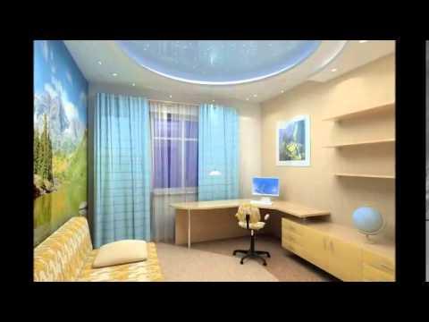 дизайн детских комнаты для двоих детей фото