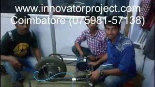 automotive projects for engineering students / simple automobile projects for diploma students