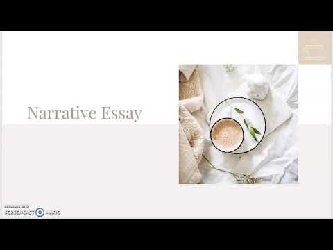 help writing narrative essay