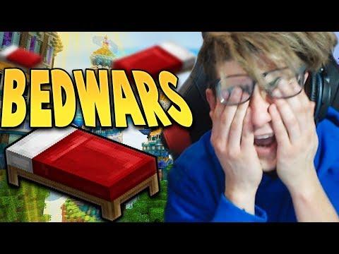 BEDWARS: DUE SU DUE .. INIZIO AD ANNOIARMI!!