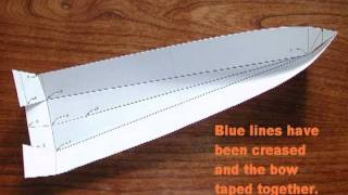 #1-how I Build My Model Boat Hulls Out Of One Piece Of Flat Aluminum Yt.mpg