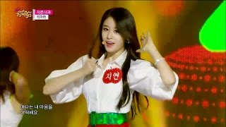 Cover images 【TVPP】T-ara - Little Apple, 티아라 - 작은 사과 @ Comeback Stage, Show Music core Live