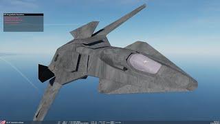 DCS - F/A 37 Talon air display