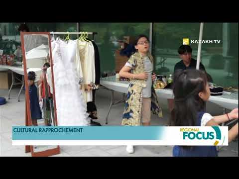 Kazakh culture and traditions were presented in Colorful World Beijing international exhibition