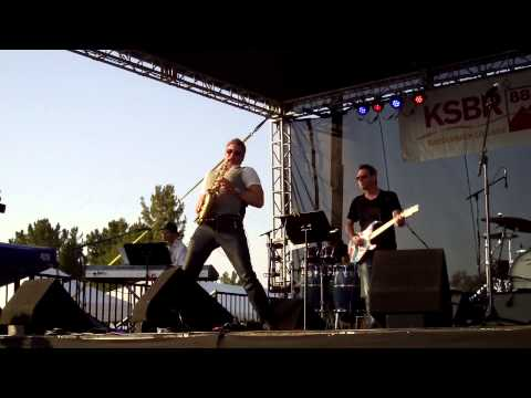 Soul Appeal - Michael Lington @ 2014 KSBR Bash (Smooth Jazz Family)