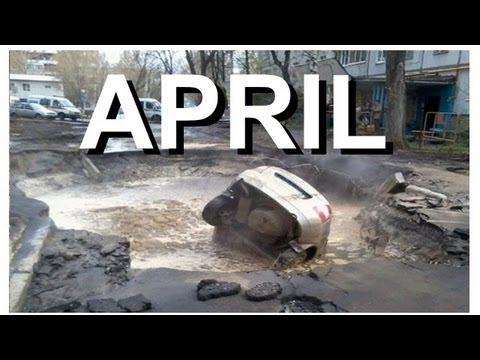 Car Crash Compilation APRIL Review - NEW by CCC :)
