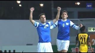 Video Gol Pertandingan Kitchee vs Nay Pyi Taw