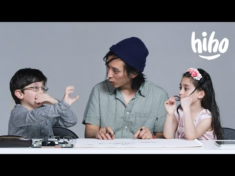 Kids Describe the Future to an Illustrator | Kids Describe | Cut
