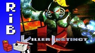 Killer Instinct! Run it Back!