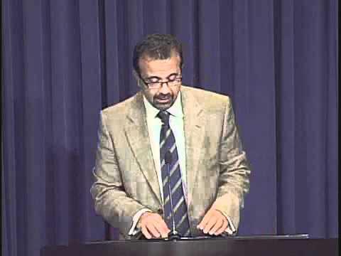 The Arab World: History, Politics, and Culture Lecture Series -- Dr. Joseph Massad