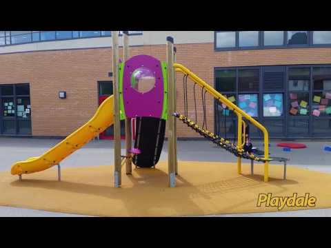 Playdale Playgrounds - Rose Hill Primary School, Stockport, Cheshire