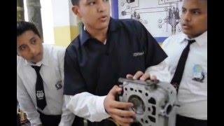 """colegio técnico industrial benjamin franklin"""" casa abierta2016"""