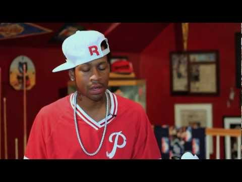 Allen Iverson discusses NBA Fashion, Trends
