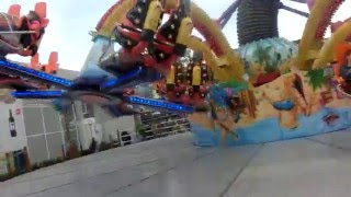 Turbo Polyp | Offride | Kermis Geleen 2015 | FULL HD |