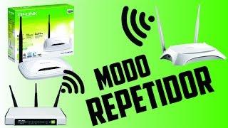 Como configurar qualquer Roteador TP-LINK função Repetidor WDS
