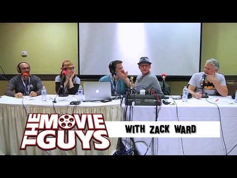 """""""Live From Whedonopolis"""" (w/Zack Ward) - """"Neighbors 2"""", """"The Nice Guys"""" & """"The Angry Birds Movie"""""""