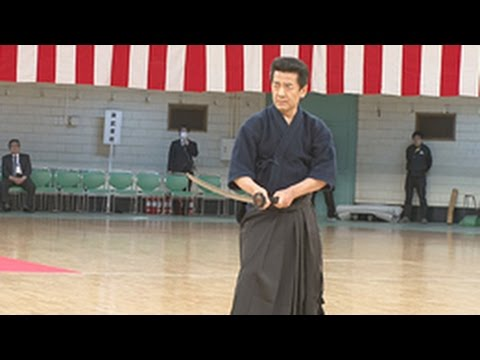 古武道②(Japanese Classical Martial Arts)