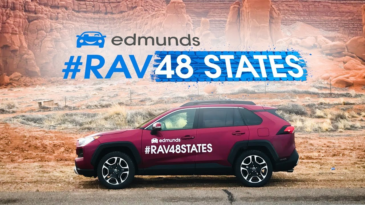 2019 Toyota RAV4 Ultimate Review: 48 States in 7 Days | Edmunds