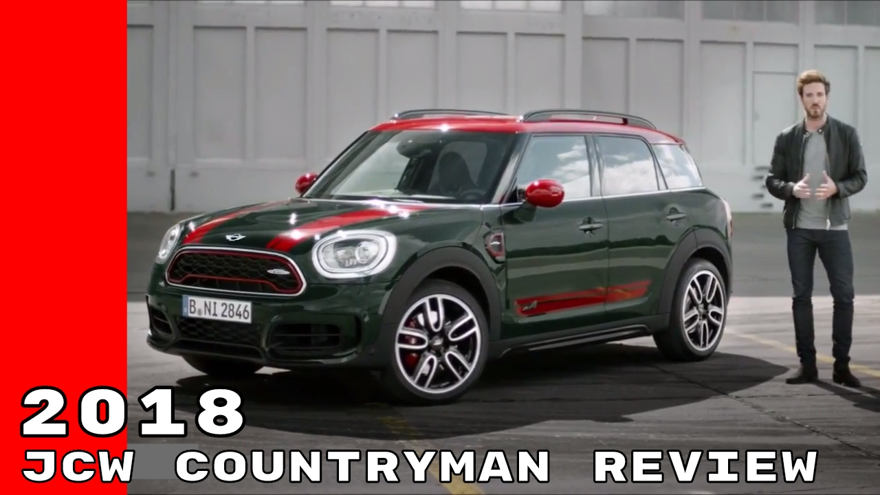 2018 Mini John Cooper Works Jcw Countryman Review