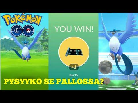 ARTICUNO RAID! | Pokémon GO Suomi - YouTube
