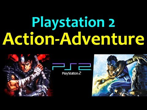 10 awesome PS2 Action-Adventure games ... (Gameplay)