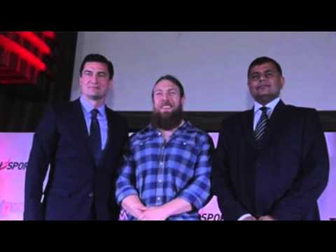 WWE's India Tour In 2016 Featuring John Cena, Cesaro , Big Show & More