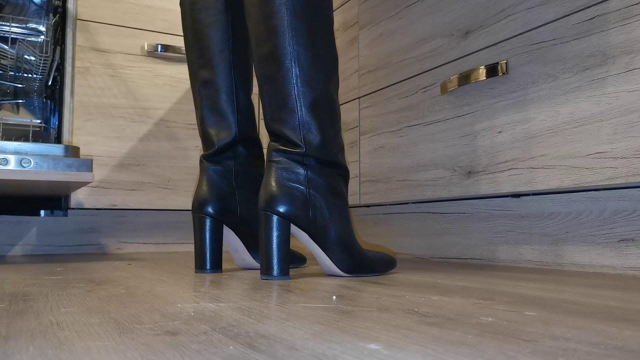 Bianca Di Boots at kitchenwork - YouTube