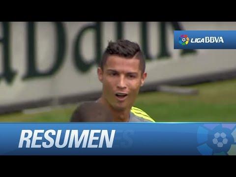 Resumen de RCD Espanyol (0-6) Real Madrid