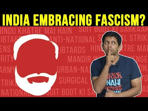 Is #NewIndia heading towards Fascism? | Ep.73 #TheDeshBhakt with Akash Banerjee