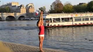 Nianna Bray Yoga: La Seine River Paris
