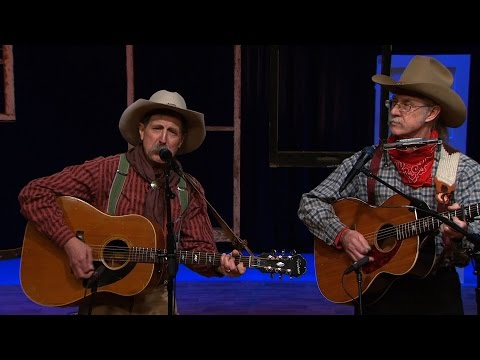 Prairie Musicians; Pop Wagner and Bob Bovee