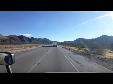 BigRigTravels LIVE! Anaheim, California to Coyote Springs, Nevada CA 91, I-15, US 93-Mar. 2, 2018