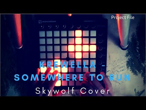 Krewella - Somewhere to Run (LAUNCHPAD COVER by Skywolf)