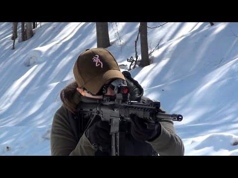 Smith & Wesson M&P 15-22 (22lr AR-15)