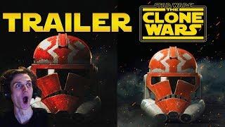 TRAILER (Analyse) Star Wars: The Clone Wars (Nouveaux épisodes!!!) - Toutes les infos!