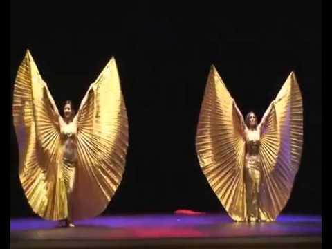 Wings of Isis